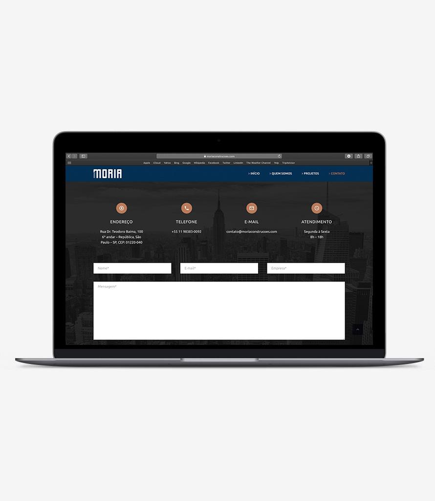 agencia nove digital branding moria construcoes