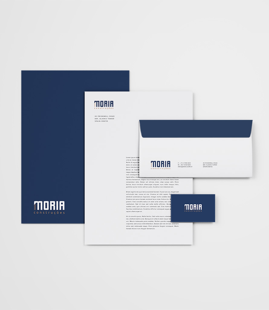 Agência Nove Digital Branding - Moriá Construções
